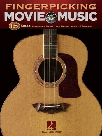 - Fingerpicking Movie Music : for guitar/tab