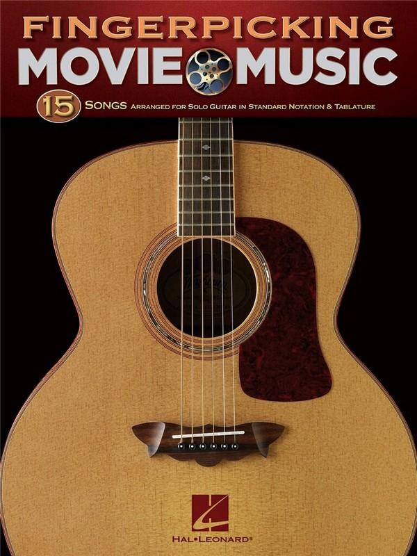 Fingerpicking Movie Music: for guitar/tab