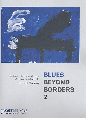Blues beyond Borders vol.2 (+CD): for piano