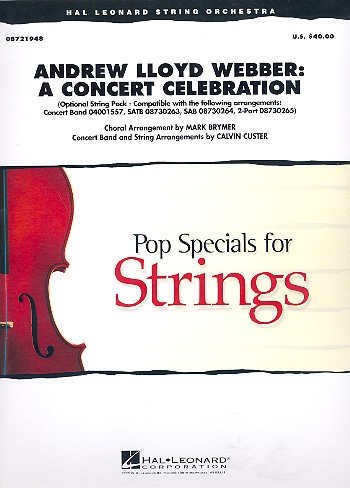 A Concert Celebration: for mixed chorus and concert band (strings ad lib)
