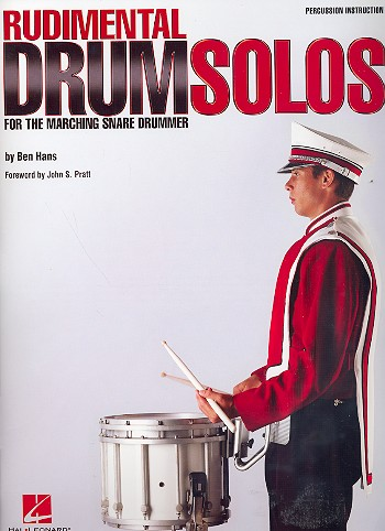 Hans, Ben - Rudimental Drum Solos : for snare drum