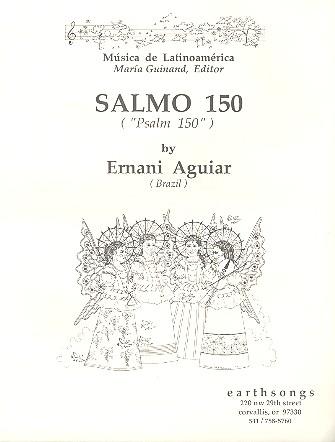 Salmo 150: for mixed chorus a cappella
