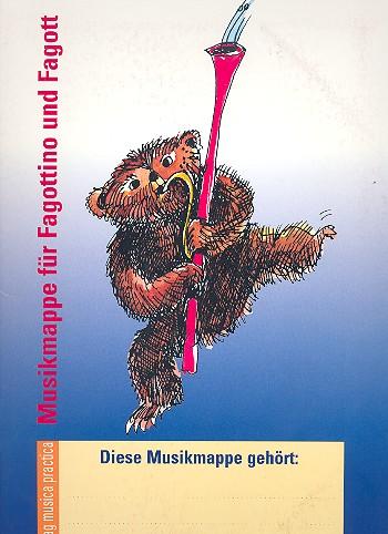 Lehr- und Spielbuch Band 1: für Fagottino und Fagott