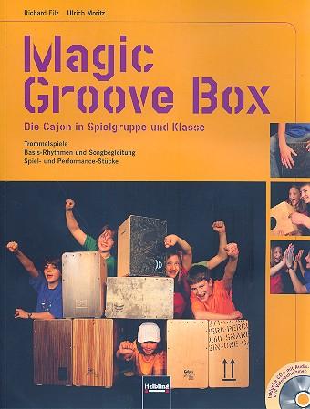 Magic Groove Box (+CD): für Cajon