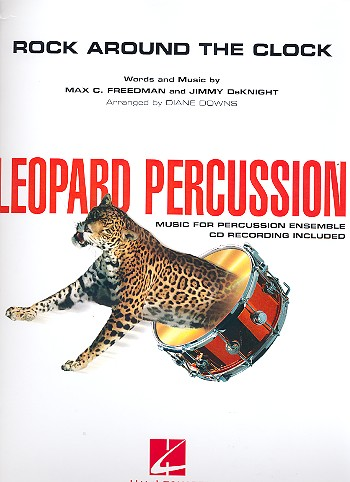 Rock around the Clock (+CD): for percussion ensemble
