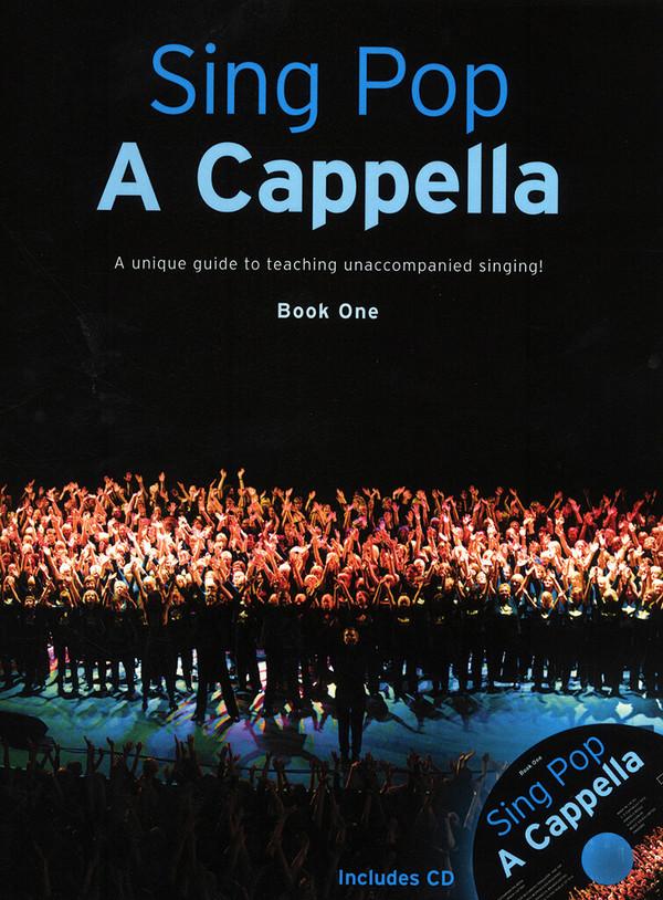 - Sing Pop a cappella vol.1 (+CD) :