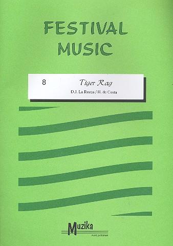 Tiger Rag: für flexibles Bläser-Ensemble
