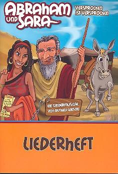Abraham und Sara: Liederheft