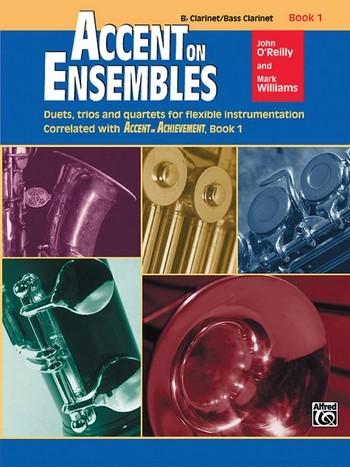 Accent on Enssembles vol.1: for flexible ensemle