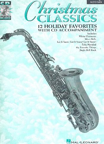 Christmas Classics (+CD): for alto saxophone