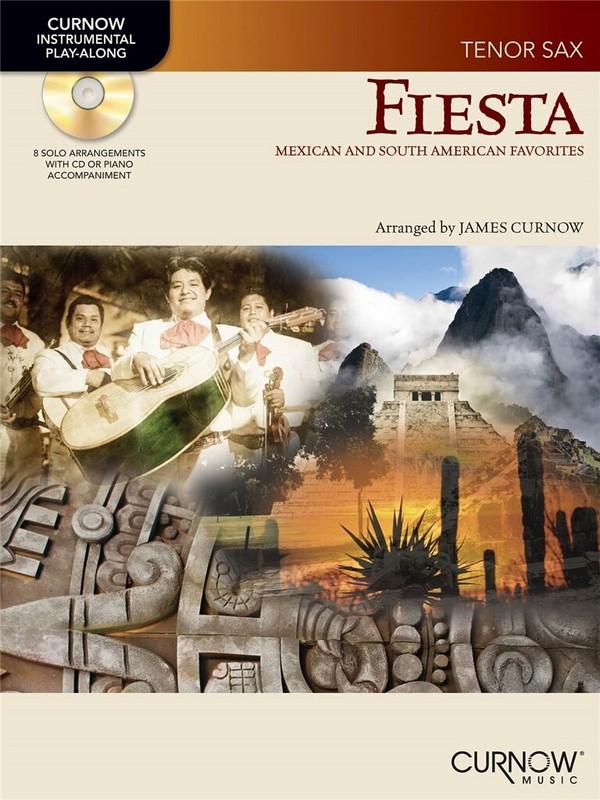 Fiesta (+CD): for tenor saxophone