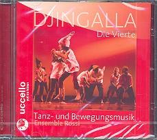 - Djingalla 4 : CD