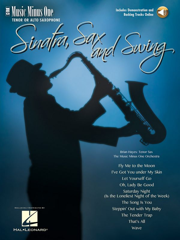 Sinatra, Sax and Swing (+CD): for saxophone