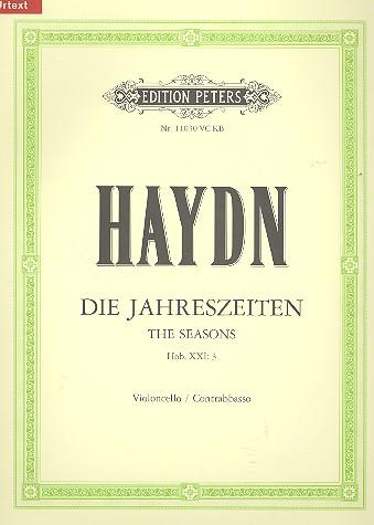 Haydn, Franz Joseph - Die Jahreszeiten Hob.XXI:3 : für Soli,