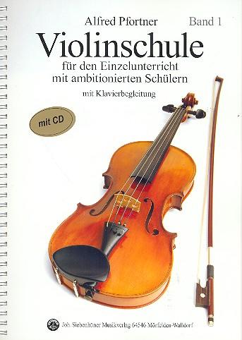 Pfortner, Alfred - Violinschule Band 1 (+CD)