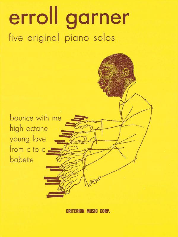 5 Original Piano Solos