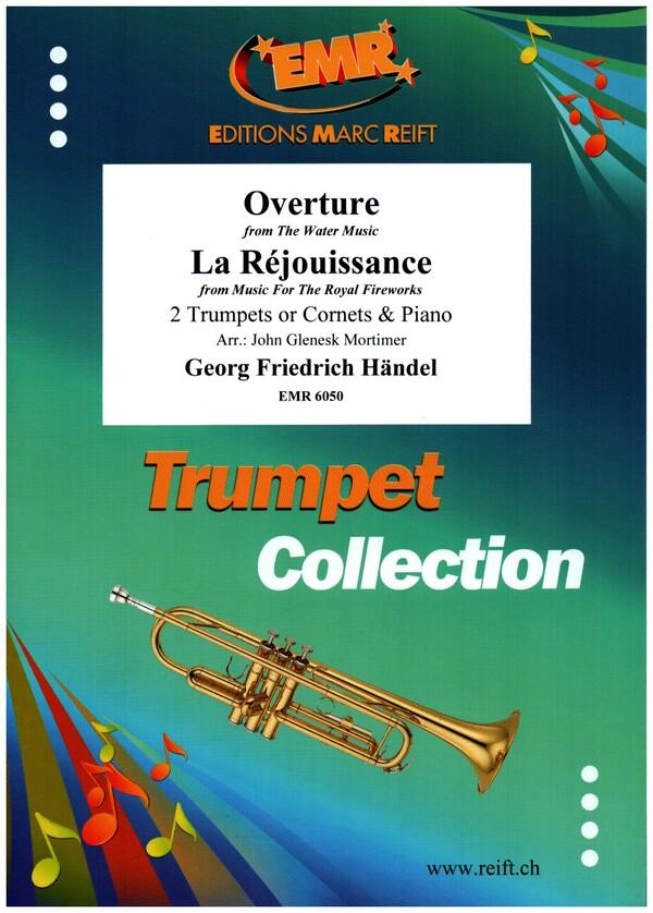Händel, Georg Friedrich - 2 Stücke :