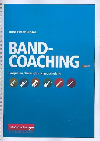 Band Coaching Band 1: für Blasorchester Partitur