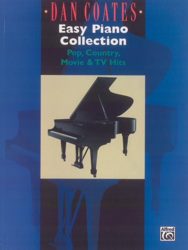 - Dan Coates - Easy Piano Collection :