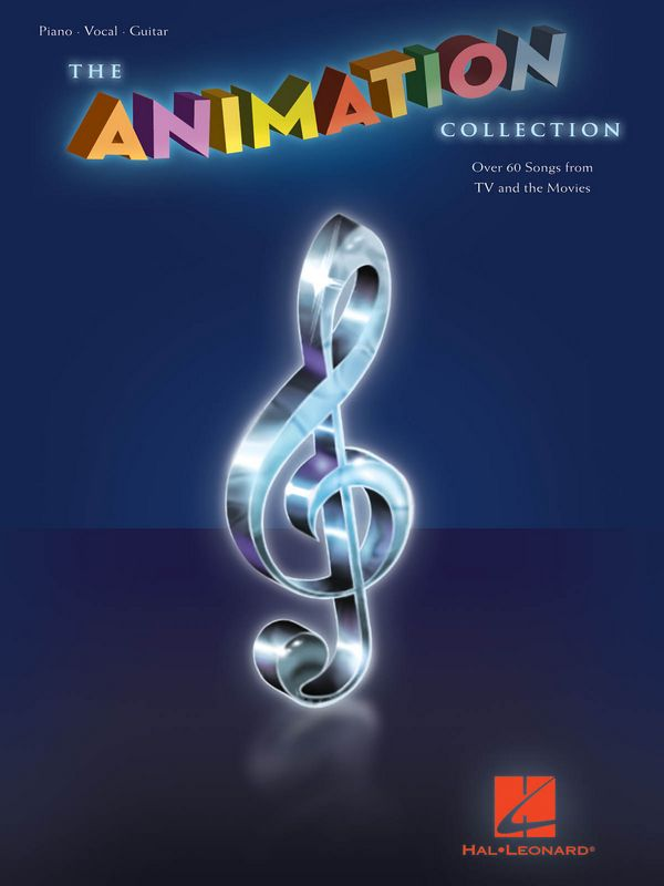 Animation Collection: Songbook piano/vocal/guitar