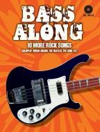 Bass along Band 2 - 10 more Rock Songs (+MP3-CD): für E-Bass/Tabulatur
