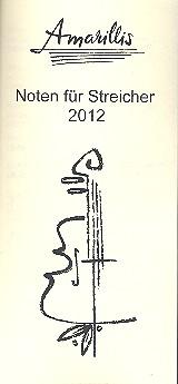 Amarillis Katalog 2012