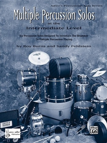 Multiple Percussion Solos (intermediate)