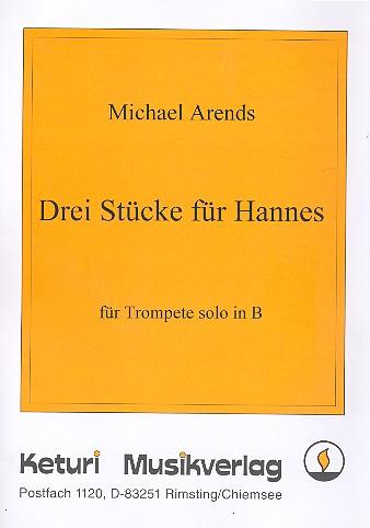 3 Stücke für Hannes: für Trompete