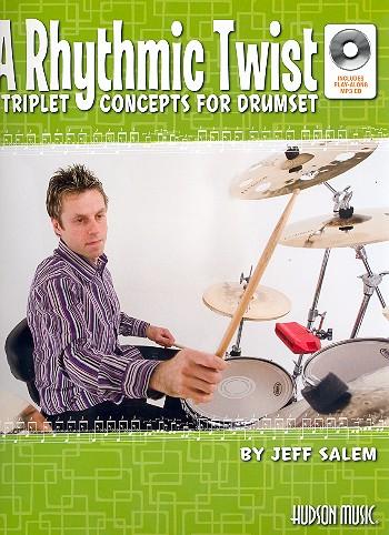 A rhythmic Twist (+MP3-CD): for drum set