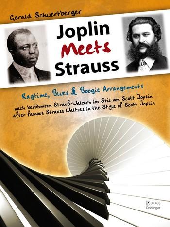 Joplin meets Strauß: für Klavier