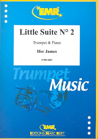 Little Suite No2: for trumpet and piano