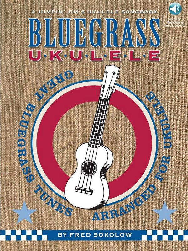 Bluegrass Ukulele (+CD): for ukulele/tab