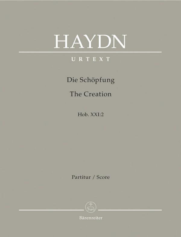 Haydn, Franz Joseph - Die Schöpfung Hob.XXI:2 :