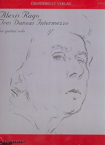 3 Danzas intermezzo: for guitar