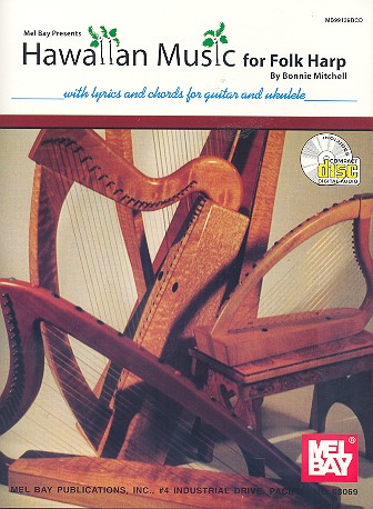 Hawaiian Music (+CD): for folk harp