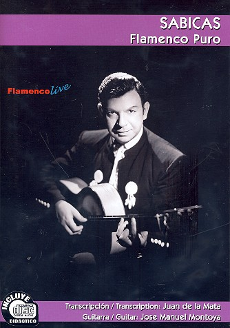 Flamenco Puro (+CD): for guitar/tab