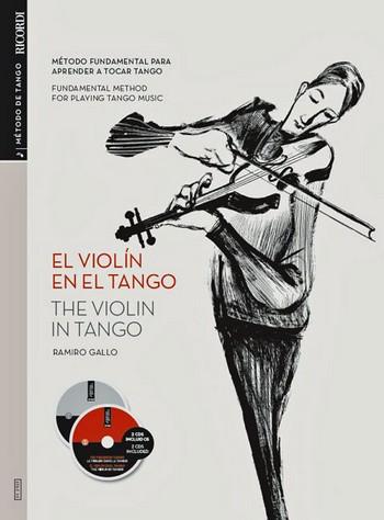 El violín en el Tango (+2 CD\