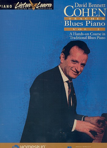 Blues Piano vol.2 (+CD)