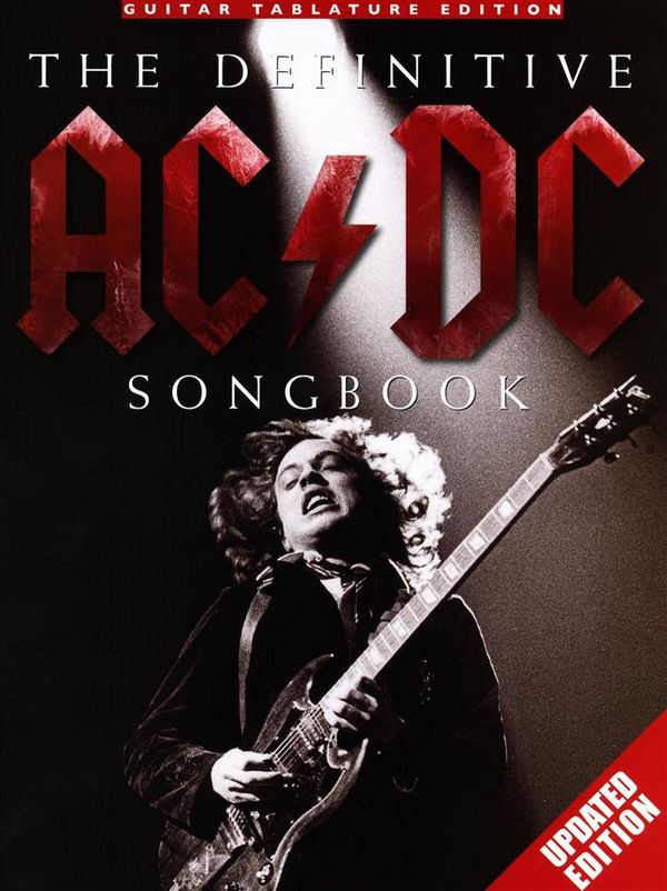 - The definitive AC/DC Songbook