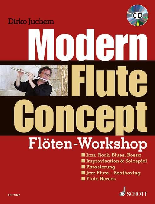 Modern Flute Concept (+CD): für Flöte