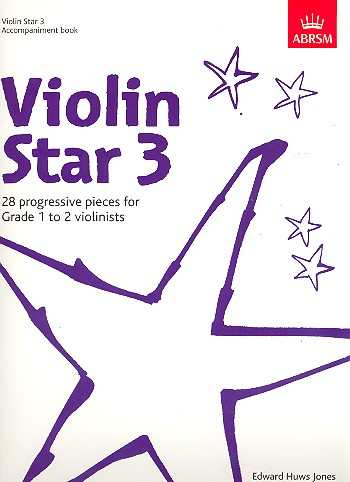 - Violin Star vol.3 : for 1-2 violins and piano