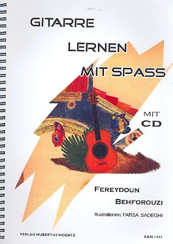 Gitarre lernen mit Spaß (+CD)