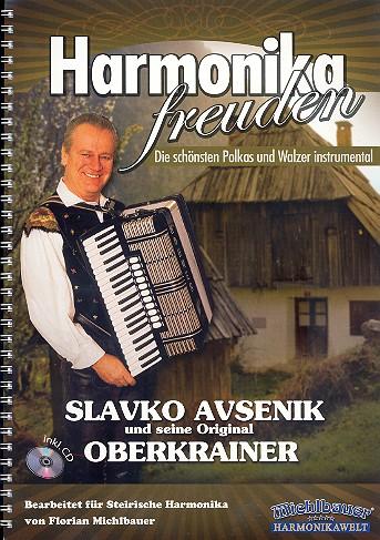 - Harmonikafreuden (+CD) : für