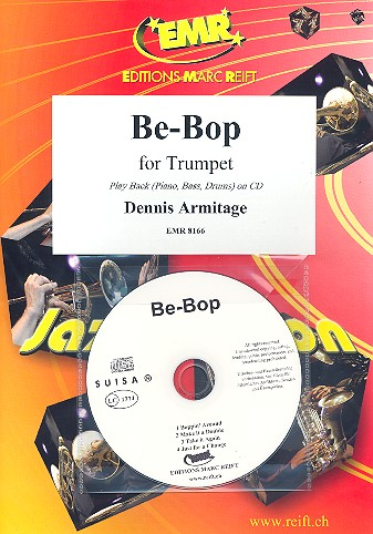Be-Bop (+CD): for trumpet