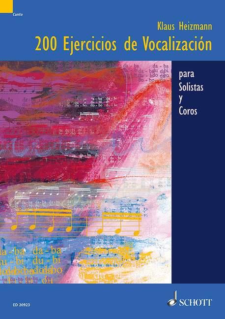 200 Ejercicios de Vocalización (sp)