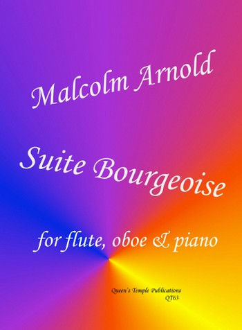 Arnold, Malcolm - Suite Bourgeoise :