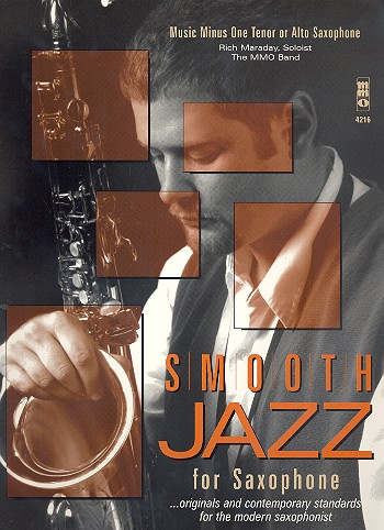 Smooth Jazz (+CD): dor saxophone