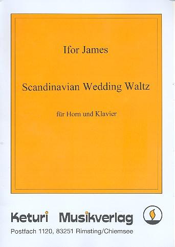 Scandinavian Wedding Waltz: for horn and piano