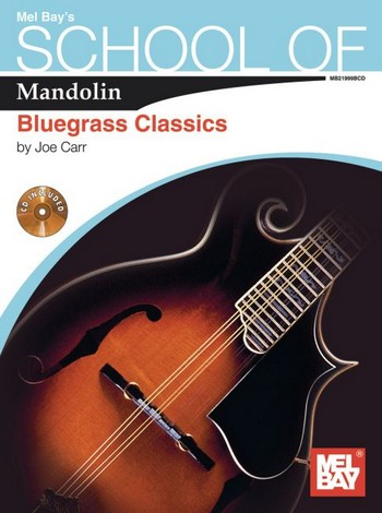 School of Mandolin Bluegrass Classics (+CD): for mandolin/tab