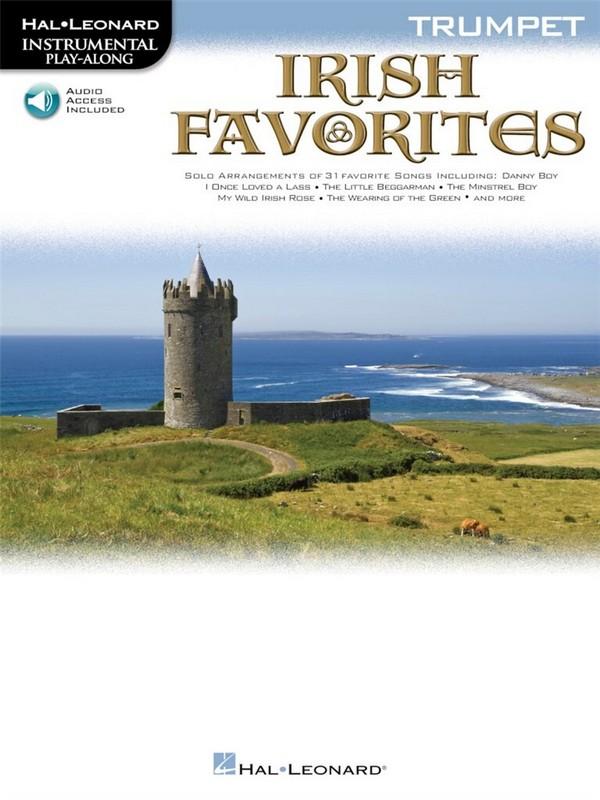 Irish Favorites (+CD): for trumpet